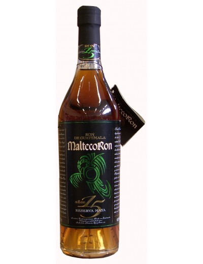 Rum Malteco 15 anni