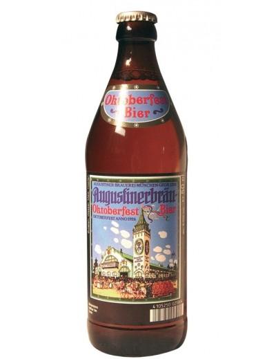 Oktoberfest Bier Augustiner cl.50