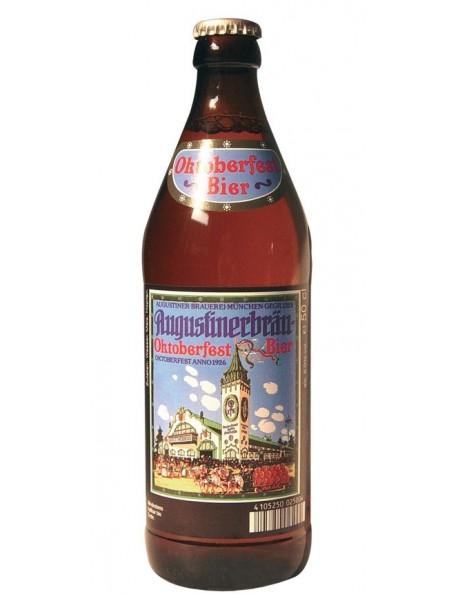 Oktoberfest bier Augustiner