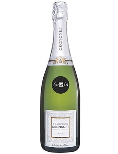 Champagne Grongnet Blanc de Noir