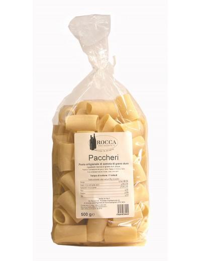 Pasta Paccheri