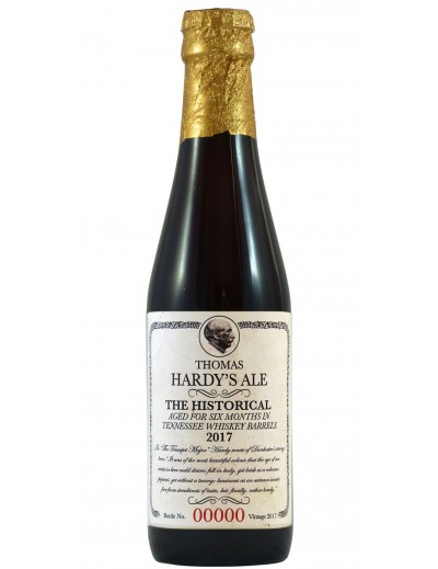 Thomas Hardy's ale The Historical 2017 cl.25