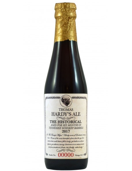 Thomas Hardy'ale The Historical 2017