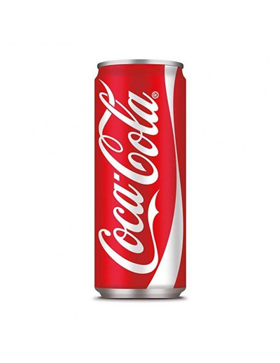 Bibita Coca Cola Lattine  x 12pz.