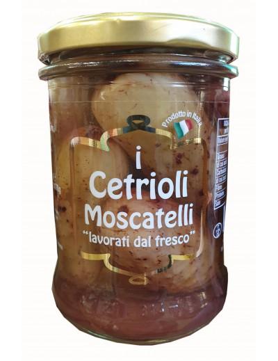 Cetrioli Moscatelli Gr. 340