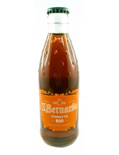 Chinotto Bio San Bernardo Drops Cl. 26