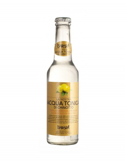 Bibita Acqua Tonica di Chinotto Lurisia cl 27.5  4bt