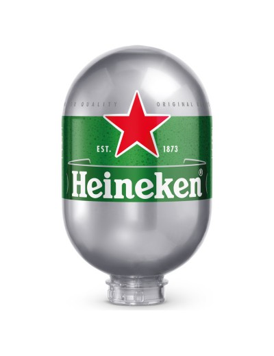 Birra Heineken Blade 8 Litri