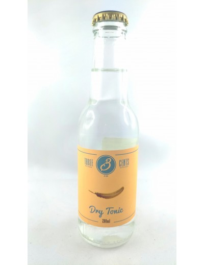 DRY TONIC WATER cl.20