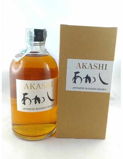 Whisky Akashi Japanese Blended Cl. 50