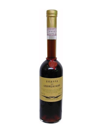 Grappa Garbini Liquirizia