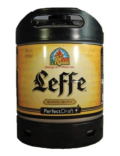 Fusto Leffe Blond Perfect Draft
