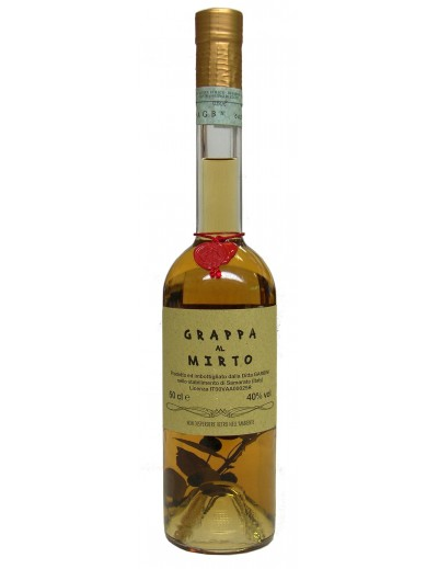 Grappa Garbini al Mirto