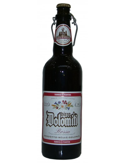 Birra Dolomiti Red cl.75